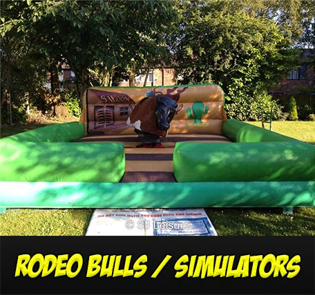 Rodeo Bulls / Simulators